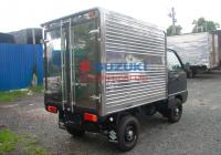"""Các loại xe tải suzuki 2018 đang """"làm mưa làm gió"""" trên thị trường việt nam"""