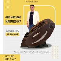 Các mẫu ghế massage toàn thân nhỏ gọn của haruko
