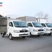 Các ưu đãi và dịch vụ hỗ trợ tận tình, chuyên nghiệp khi mua suzuki carry pro tạ