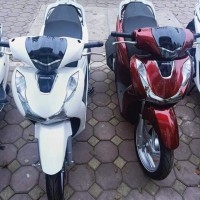 Cần thanh lý honda sh 150i 2020 mới 100% xe máy nhập khẩu giá rẻ