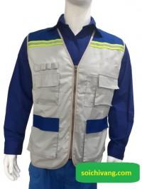 Cần bán áo ghi lê bảo hộ đồng phục - mabh0028 tại đồng nai