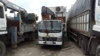 Cần bán xe tải cẩu mitsubishi