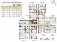 Căn hộ sakura hồng hà eco city, 3pn/ full nội thất/vat/phí bảo trì, giá chỉ 1.7