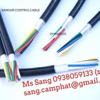 Cáp điều khiển sangjin - phân phối cáp điều khiển bọc giáp - dây điều khiển