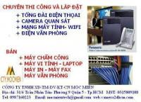 Carecam sửa vi tính điện nhẹ, mạng, wifi, camera, khoá vân tay lh 0987160223