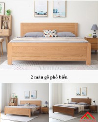 Câu hỏi thường gặp về giường ngủ gỗ sồi