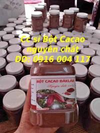 Cc bột cacao nguyên chất giúp giảm cân làm đẹp..