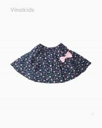 Chân váy bé gái hoa nơ màu hồng (1-5 tuổi)