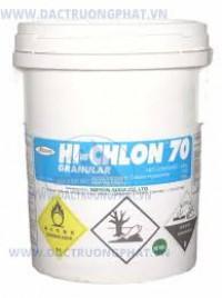 Chlorine - calcium hypochlorite