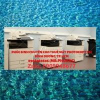 Cho thuê máy photocopy ricoh tại bình dương tp.hcm..