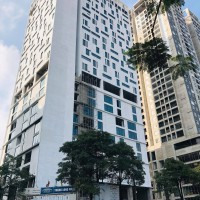 Cho thuê văn phòng tòa nhà idmc 21 duy tân diện tích 650 m2 giá 290 nghìn/m2/thá