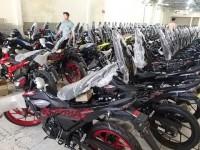 Chuyên bán các loại xe máy như: exciter150cc - honda sh - xipo - satria lh: 0775