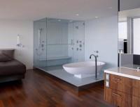 Chuyên cung cấp vách tắm kính cường lực