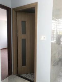 Chuyên cung cấp cửa nhựa phủ da giả gỗ cho cửa phòng