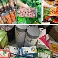 Chuyên gửi hàng đi mỹ với các loại hàng hóa quần áo, thực phẩm, hàng mẫu...