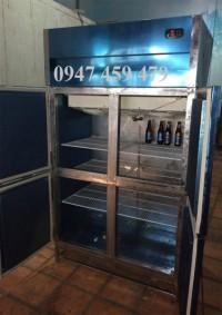 Chuyên phân phối máy làm bia tuyết