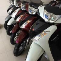 Chuyên thanh lý các loại xe honda sh 150i nhập khẩu  hải quan giá rẻ