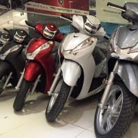 Chuyên thanh lý các loại xe máy nhập khẩu