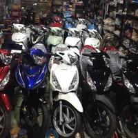 Chuyên thanh lý các loại xe máy nhập khẩu giá rẻ