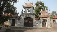 Chuyên xây dựng những mẫu cổng đá nhà thờ họ đẹp nhất việt nam tại ninh vân