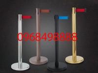 Cọc chắn inox dây chùng và thanh chắn inox dây căng có khác nhau không - poliva.