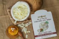 Cơm dừa sấy giòn viconut – sức hấp dẫn không thể chối từ