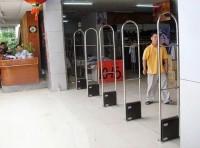 Cổng an ninh cho shop quần áo - chọn loại nào?