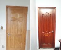 Cửa gỗ cho phòng ngủ nhà ở, khách sạn hiện nay
