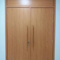 Cửa gỗ công nghiệp mdf melamine an cường chính hãng #ms4601t