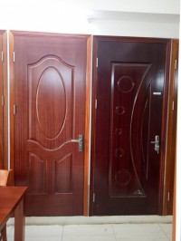 Cửa gỗ giá rẻ cho công trình cửa phòng