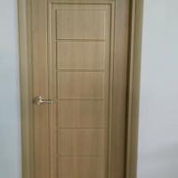 Cửa nhựa giả gỗ abs hàn quốc cho cửa phòng