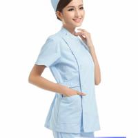 Cung cấp đồng phục y tá điều dưỡng tay ngắn tại quận bình thạnh
