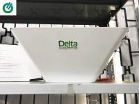 đèn diệt côn trùng keo dính delta c2-15w