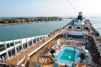 Du thuyền msc sinfonia địa trung hải