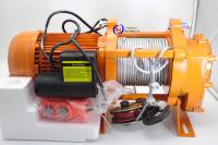 đánh giá máy tời điện 500kg nhật bản