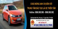 đào tạo lái xe ô tô tải hạng c giá chỉ 6tr5