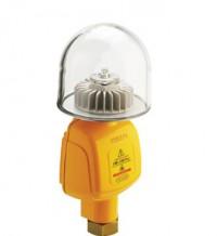 đèn báo không xgp500 philips 1xled/rd 100-240v