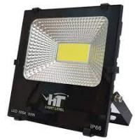 đèn pha led 100w ht, chống nước ip66 | hàng chính..