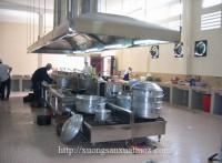 địa chỉ cung cấp nhà bếp inox trường học uy tín giá tốt