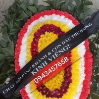 địa chỉ shop vòng hoa viếng tang lễ tại tp vinh nghệ an