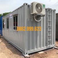 Dịch vụ cho thuê container văn phòng giá rẻ tại hà nội