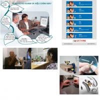 Dịch vụ đo khám, phát hiện và can thiệp cho trẻ điếc bẩm sinh