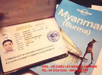 Dịch vụ làm visa đi myanmar từ a - z, làm nhanh - lấy khẩn