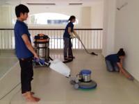 Dịch vụ vệ sinh nhà xưởng tại kcn tân thuận
