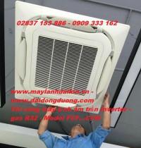 điều hòa âm trần daikin fcfc100dvm/rzfc100dvm-inverter tiêu chuẩn gas r32