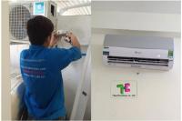 đơn vị chuyên thi công lắp máy lạnh treo tường giá rẻ nhất tp.hcm