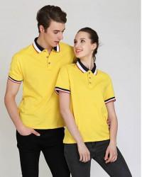 đồng phục áo phông công sở dành cho nam nữ tay ngắn giá cả hợp lí chất lượng tốt