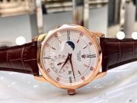 đồng hồ rolex cơ dây da giá chỉ 1550k