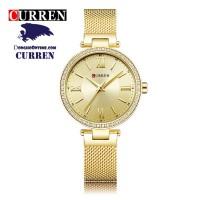 đồng hồ thời trang nữ curren 9011 chính hãng