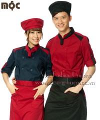 đồng phục bếp | áo bếp chất lượng cho nhà hàng khách sạn